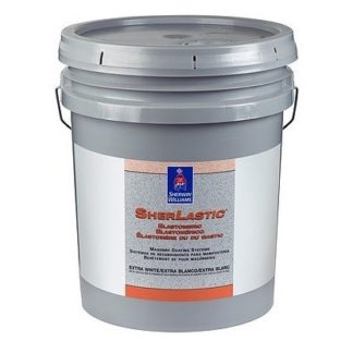 Sherwin Williams SherLastic Elastomeric coating