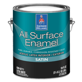 Sherwin-Williams All Surface Enamel_satin_G