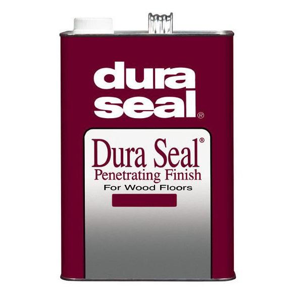 Dura seal penetrating finish