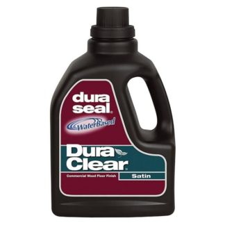 DuraSeal DuraClear Waterbased Commercial Wood Floor Finish
