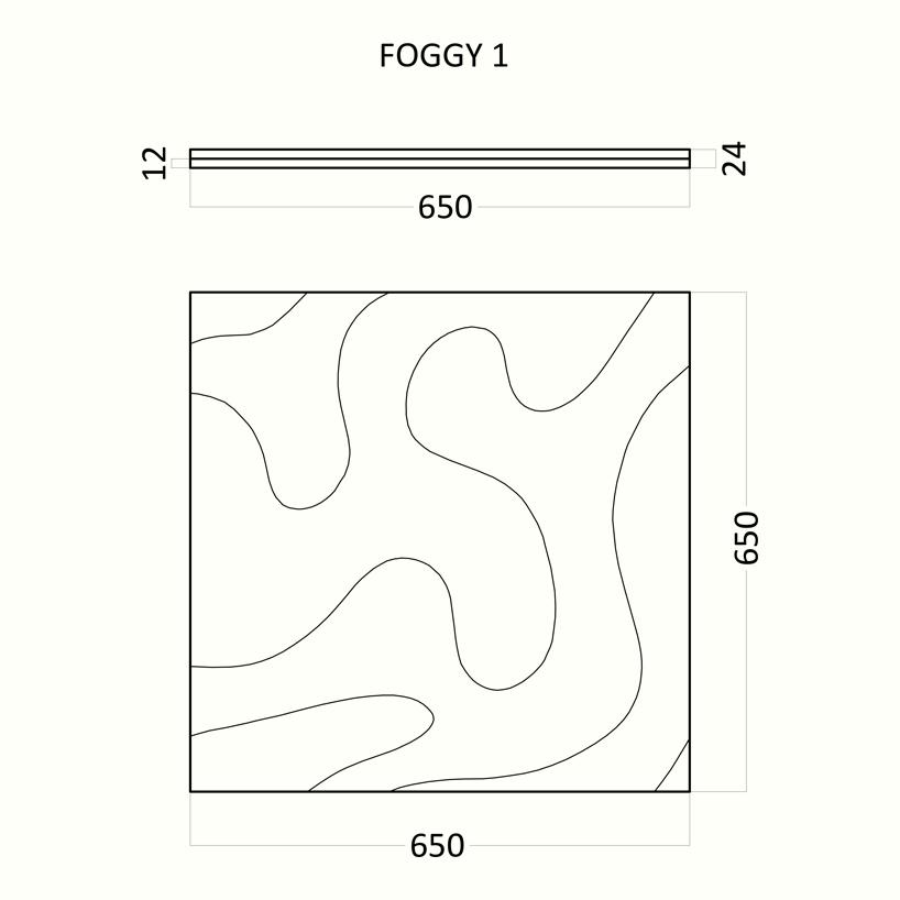 Artpole Foggy 1