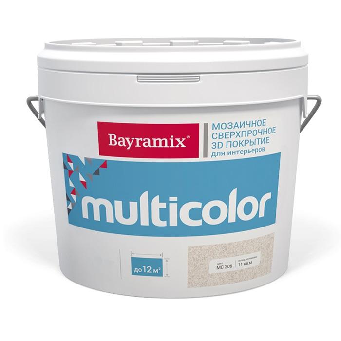 Мозаичная краска Bayramix Multicolor
