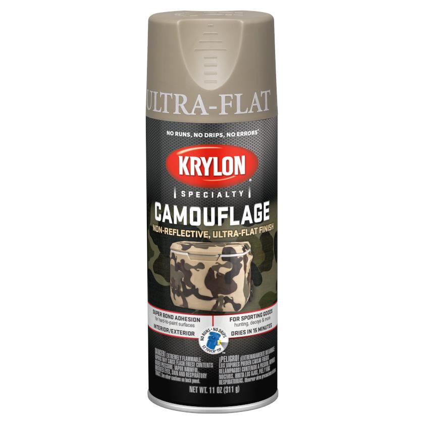 Krylon Camouflage Khaki 4291