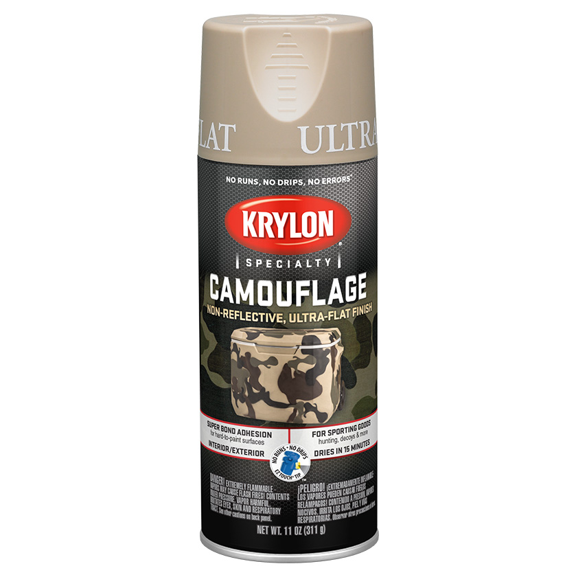 Krylon Camouflage Sand 4295