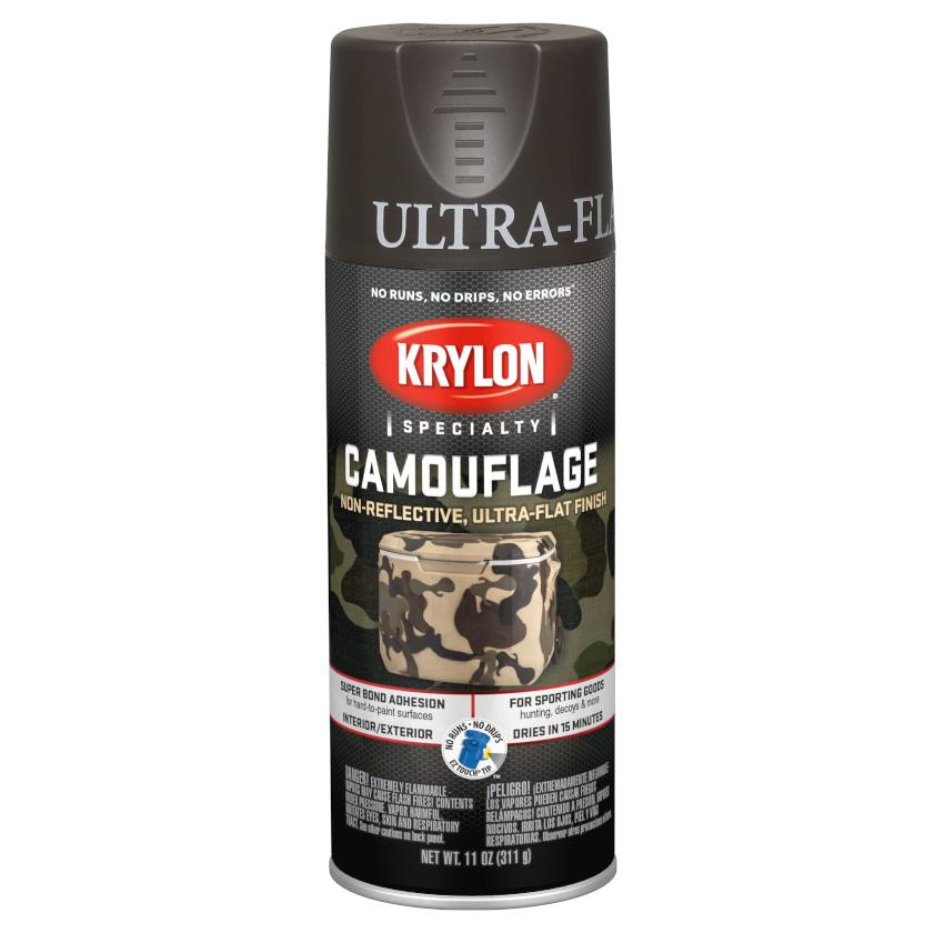 Krylon CamouflageBrown 4292