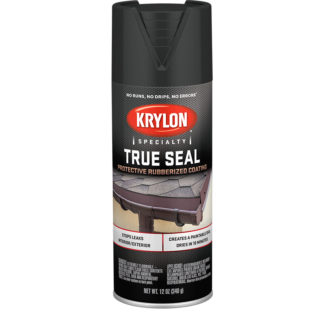 Krylon True Seal Black 2701