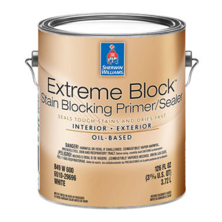 Sherwin-Williams Extreme Block