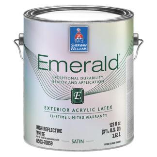 Sherwin-Williams Emerald Exterior Satin