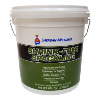 Sherwin-Williams Shrink Free Spackling_3,78