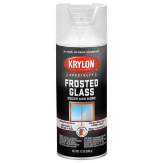 Krylon Frosted Glass 0810