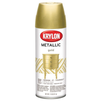 Krylon General Purpose Metallic Gold 1706