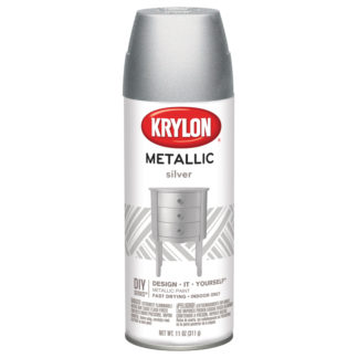 Krylon General Purpose Metallic Silver 1406