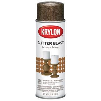 Krylon Glitter Blast Bronze Blaze 3803