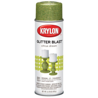 Krylon Glitter Blast Citrus Dream 3808