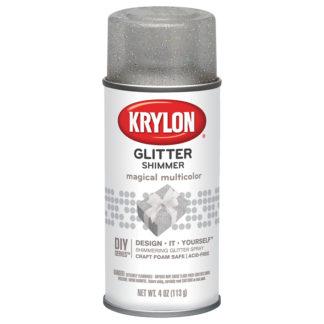 Krylon Glitter Shimmer Magical Multicolor 405