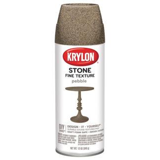 Krylon Stone Fine Texture Pebble 3702