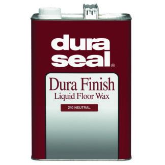 DuraSeal DuraFinish Liquid Floor Wax