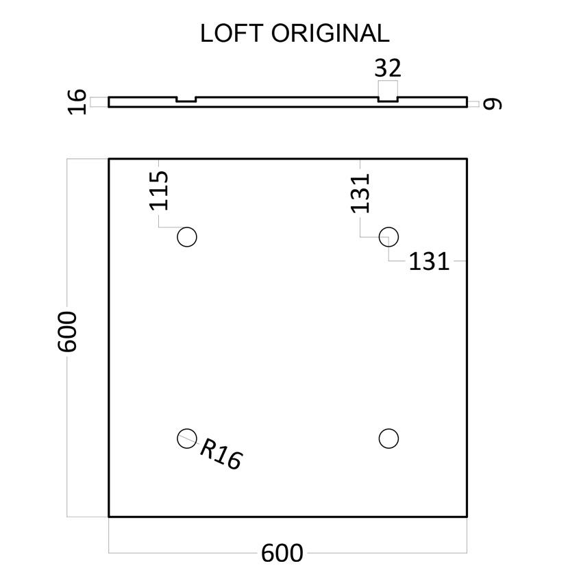 Artpole LOFT ORIGINAL
