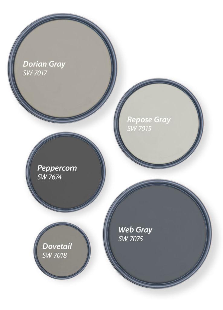 5 лучших оттенков серого