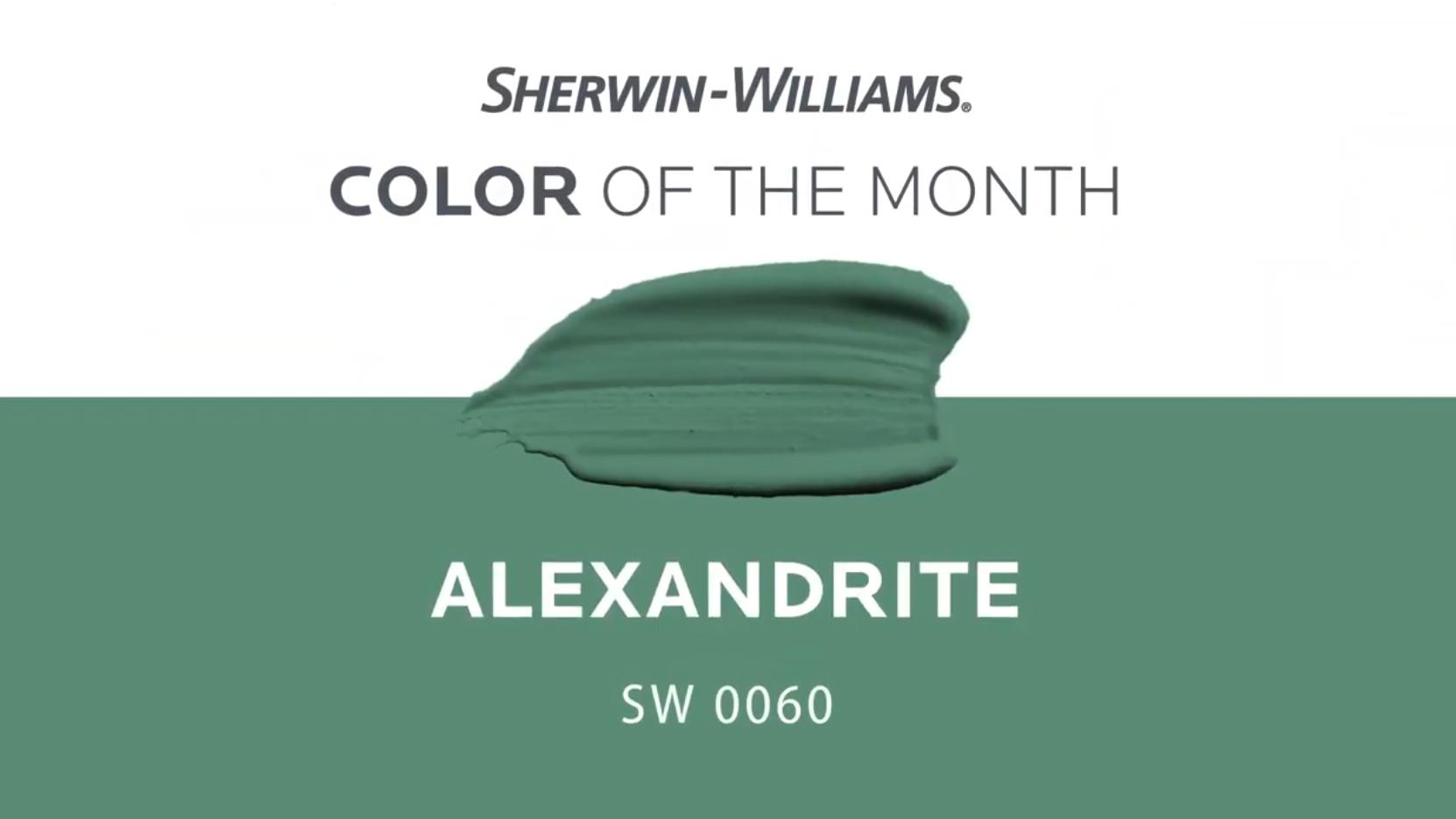 SW 0060 Alexandrite